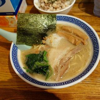 げんこつらーめん(太麺)(山勝角ふじ 二十世紀が丘店 (【旧店名】雅商會))