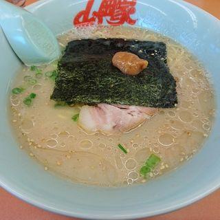 朝ラーメン(山岡家 守谷店 (やまおかや))