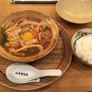 味噌煮込みうどん(山本屋本店 ルーセントタワー店 )