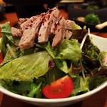 牛臓サラダ
