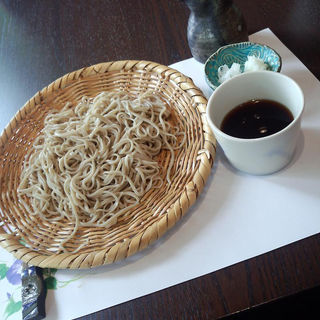 せいろ蕎麦(山桜 )
