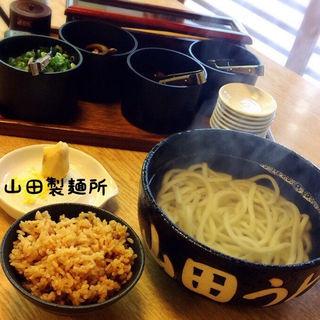 ごはんセット Aセット(山田製麺所 (やまだせいめんじょ))