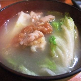 キジうめスープ