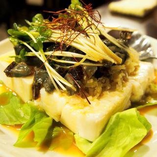 ピータン豆腐 (岩亭 (イワテイ))