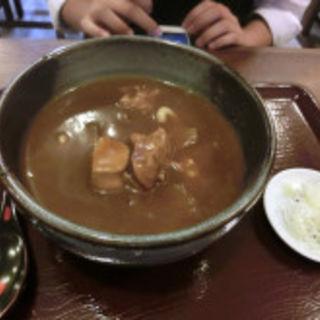 カレーうどん鶏(島田屋 本店 )