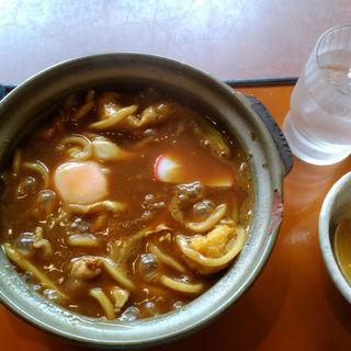 カレー煮込みうどん(川鉦 本店 (かわしょう))
