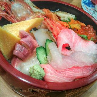 スペシャル海鮮丼(廻鮮寿司 塩釜港 塩釜店 (かいせんずし しおがまこう))