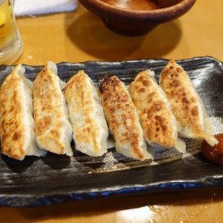 ホルモン餃子(彩)