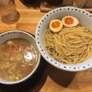 濃厚鶏豚骨つけ麺(彩色ラーメンきんせい 高槻本店 )