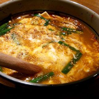 ユッケジャンスープ(彩食韓味 李園 (サイショクカンミ リエン))