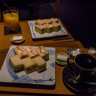 フルーツサンド(ZEN CAFE)