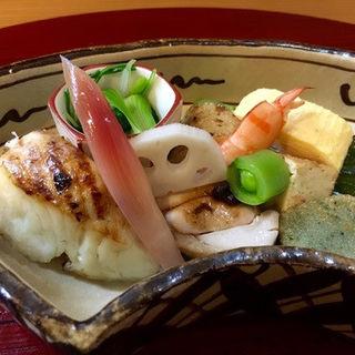 焼物(御料理 かわばた )