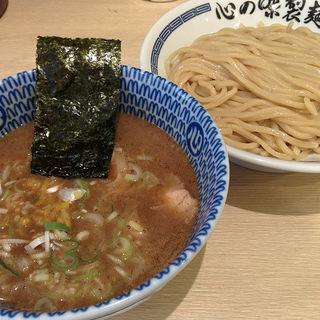 濃厚魚介つけ麺(心の味製麺 平井店 )