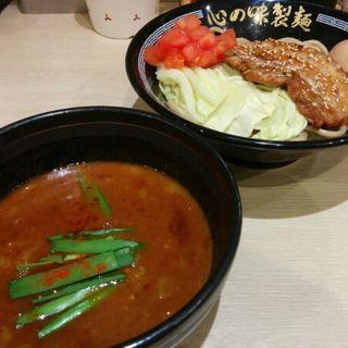 辛味噌つけ麺(心の味製麺 平井店 )