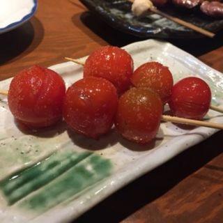 トマト(心尽串 (ココロヅクシ))