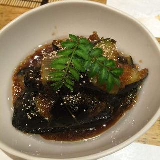 茄子の煮浸し(恂さい (じゅんさい))