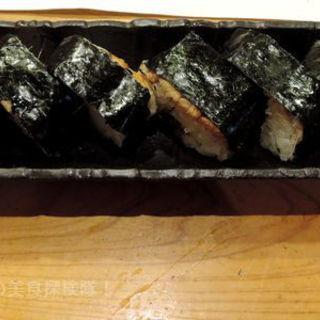 名物むし穴子箱寿司(恵)
