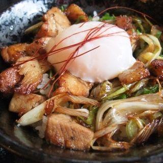 チャーシュー丼(情熱うどん讃州 新大阪店 )