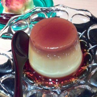 プリン(懐石料理 はし本 )