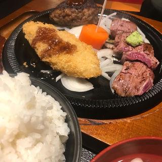 大人様ランチ(神戸牛居酒屋 四方善)