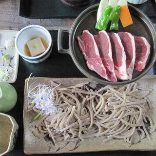 鴨汁そば(手打そば ゐ田)