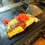 京都 賀茂茄子 冷やがけ蕎麦