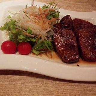 牛タンのステーキ(折おり)