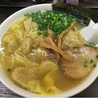 雲呑麺(支那そば屋 こうや )