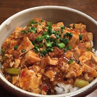麻婆丼(支那そば竹風)