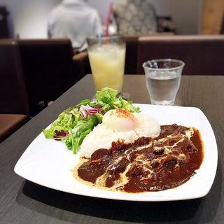 文明堂ハヤシライス(文明堂カフェ (BUNMEIDO CAFE))