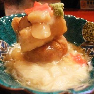 甘鯛と蓮根饅頭の湯葉あんかけ(新和食 きくい )