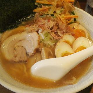 阿闍梨一番だし醤油ラーメン(新宿 阿闍梨)