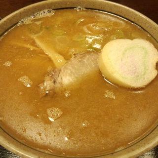 魚油ラーメン(大盛り)(新川栄太郎 )