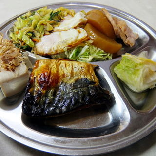 焼魚定食(新星食堂 )