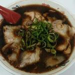 中華そば・並(新福菜館)