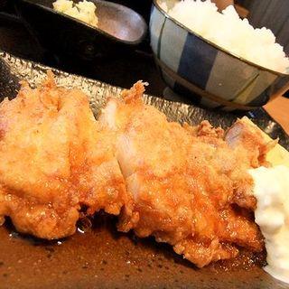チキン南蛮定食(海鮮丼 日の出)