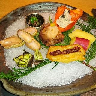 昼のおまかせ会席(日本料理 かこみ )