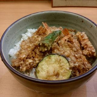 天丼(日本料理 たぐち)
