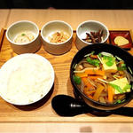 だしスープ膳【古典】あん肝真丈の沢煮椀