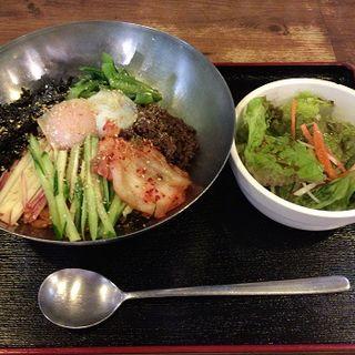 旨辛ビビン麺(日本焼肉党 )