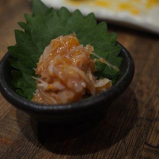 梅水晶(日本酒原価酒蔵 渋谷本店)