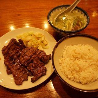 牛たん定食A(旨味太助 (うまみたすけ))