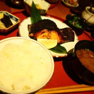 黒むつの柚子焼き(旬の味 たき下 (たきした))
