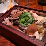 秋刀魚の蒸篭蒸し