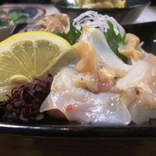 つぶ貝(旬菜と海鮮 森田屋 (サケノモリタ))
