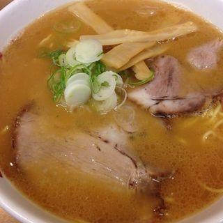 醤油ラーメン(旭川ラーメン ななし)