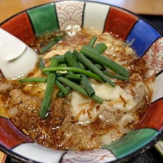 牛コンソメ醤油ラーメン(星火 )