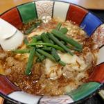 牛コンソメ醤油ラーメン