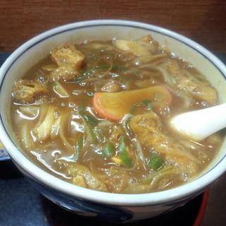 カレーうどんと天丼のセット(有伝亭 匠 )