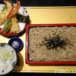 手打二八天ざる(有喜屋 京都文化博物館店 (うきや))